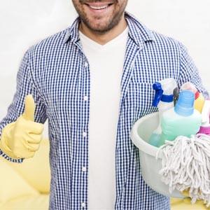 تنظيف وتطهير البيوت في الكويت